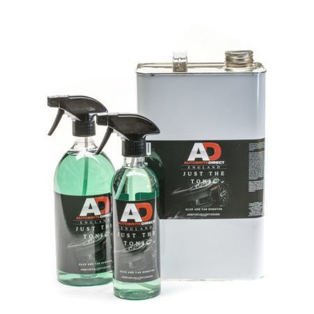 Autobrite Just The Tonic Tar + Glue Remover - pien ja liiman poistoaine