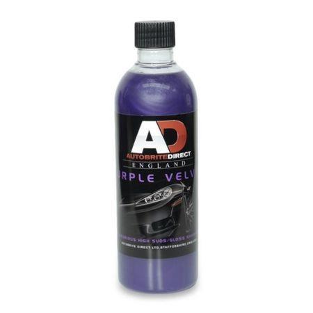 Autobrite Purple Velvet High Gloss Shampoo