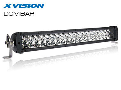 LED-lisävalo X-VISION Domibar 120w paneeli, ref  37,5, PAKETTINA!