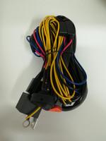 Deutsch-relejohtosarja valolle, jossa parkkivalo, DT-3