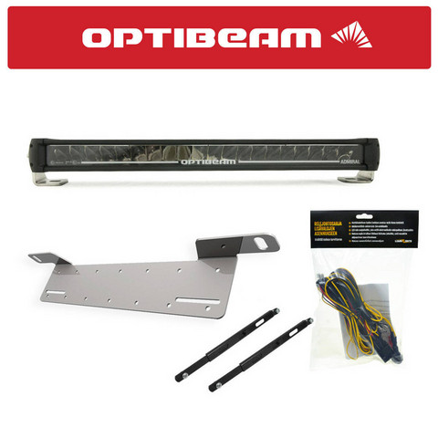 LED-lisävalopaneeli Optibeam Admiral Gen 2 , ref. 45, PAKETTINA!