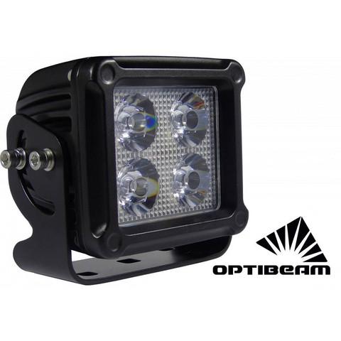 LED-työvalo 40W Optibeam Quattro