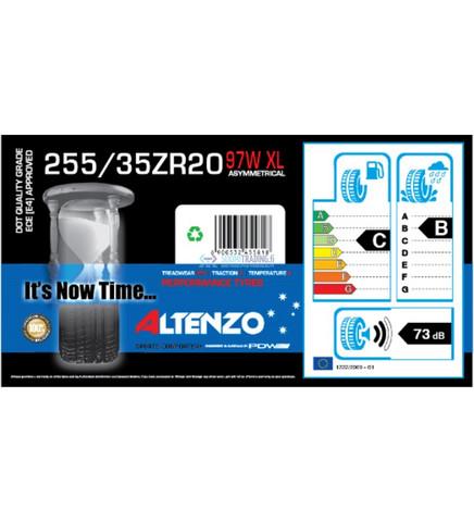 Altenzo Sports Comforter+ 255/35ZR20 100W/XL kesärengas, 4kpl
