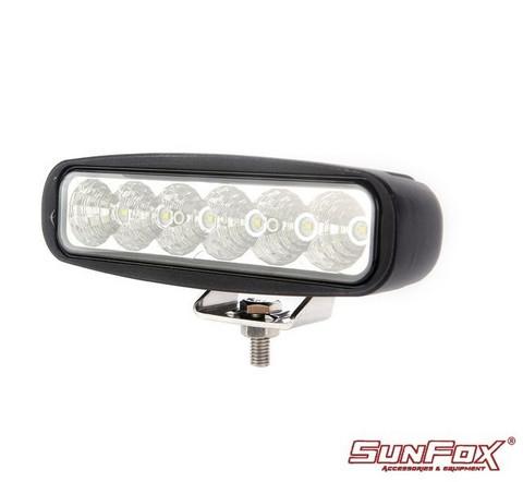 Sunfox LED-Työvalo 30W ovaali 2250LM