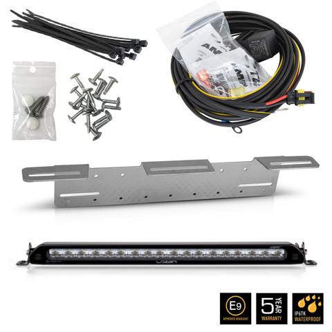 LED-lisävalopaketti Lazer Linear 18 Elite