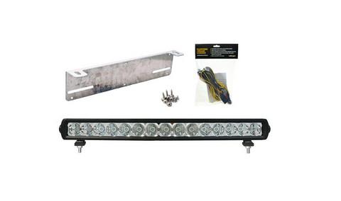 LED-lisävalopaketti Arctic Bright B45 45W