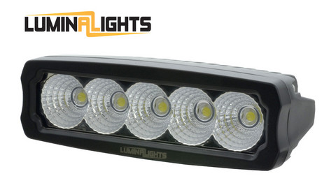 LED-työvalo 25W LuminaLights Slim
