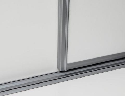 Lakeus Design liukuovet kahdella ovella, T22 kapea teräskehys, mittojen mukaan!
