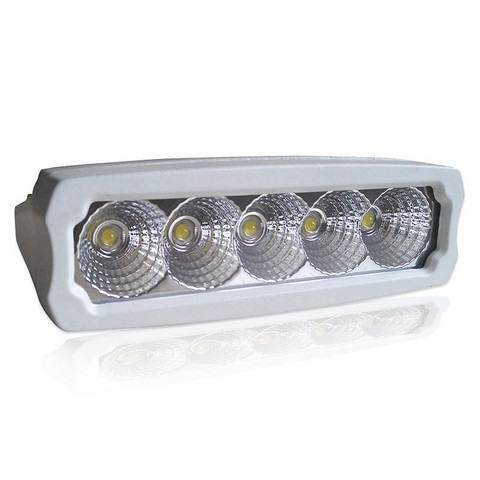 LED-työvalo 25W Slim SAE, Valkoinen
