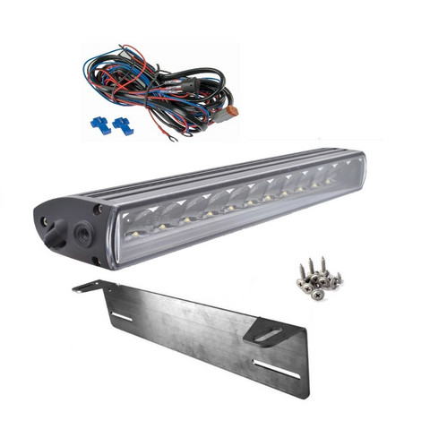 LED-lisävalopaketti Arctic Bright BL 60W Slim