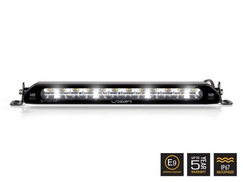 LED-lisävalo Lazer Linear 12 Elite parkkivaloilla