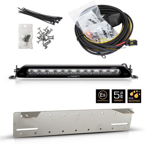 LED-lisävalopaketti Lazer Linear 12 STD