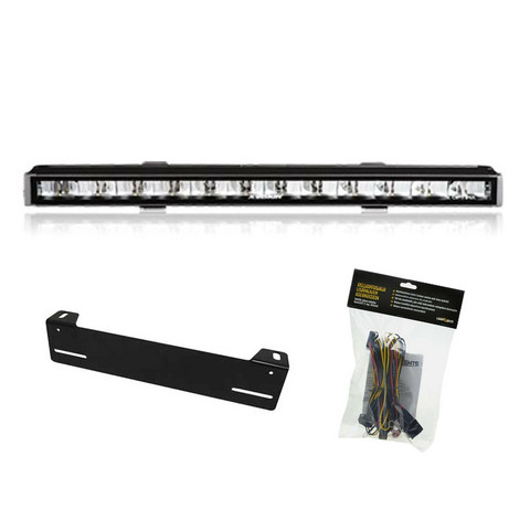 LED-lisävalopaketti X-Vision Optima 12