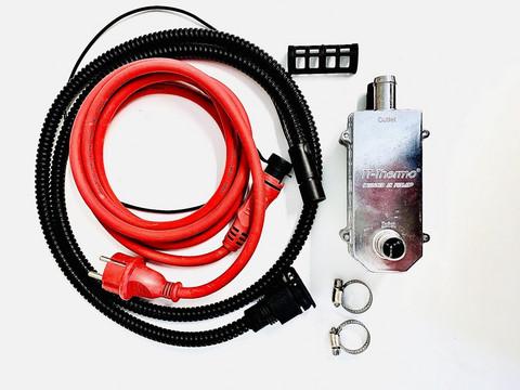Moottorinlämmitin TT-THERMO 1000XC (Asennusvalmis paketti)