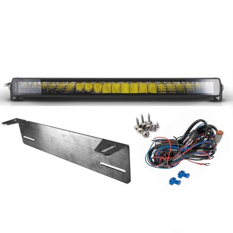 LED-lisävalopaketti Walonia Luna 530 105W
