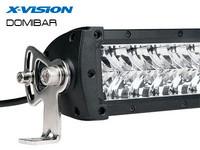 LED-lisävalo X-VISION Domibar 120w paneeli, ref  37,5