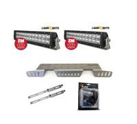LED-lisävalo, LuminaLights Striker 370,