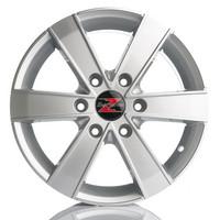 Barzetta Toro Silver Pakettiautoihin 8x18 jako: 6x130 ET: 50