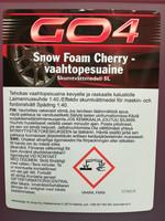 GO4 Snow Foam Cherry vaahtopesuaine, 5L