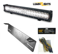 LED-lisävalo LuminaLights Striker 560+, PAKETTINA!
