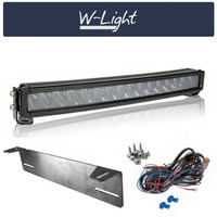 LED-lisävalopaketti W-light Comber