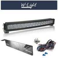 LED-lisävalopaketti W-light Comber