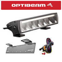 LED-lisävalopaketti Optibeam Ultra 6