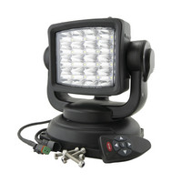 Kauko-ohjattava LED-hakuvalo Luminalights Rescue 80W