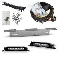 LED-lisävalopaketti Lazer Linear 6 Elite x2
