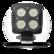 Walonia PROseries 40w LED-työvalo