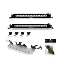 LED-lisävalopaketti Lazer Linear 12 Elite x2