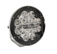 """Sunfox SF912 LED kaukovalo 9"""""""