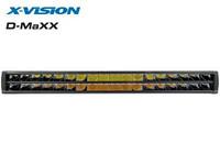 LED-lisävalopaneeli 180w X-Vision D-MaXX, Ref.37,5, 15120lm