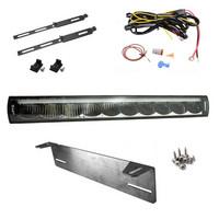 LED-lisävalopaketti 120W W-Light Storm 20