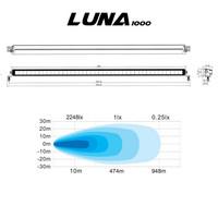LED-lisävalopaneeli Walonia Luna 1000