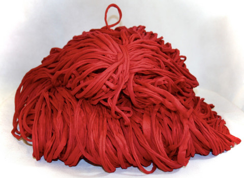 Trikookude 1kg Punainen