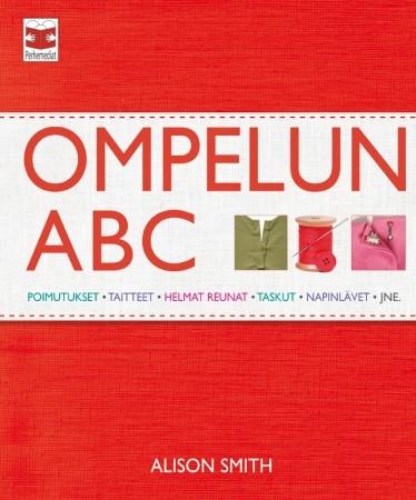 Ompelun ABC Kirja