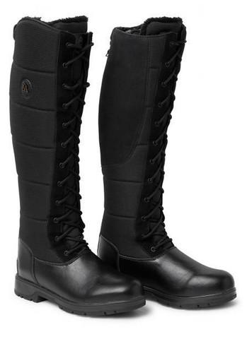 Vermont Lace Tall Boot leveä varren leveys