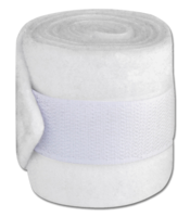 Fleecepintelit mini shetty, valkoinen