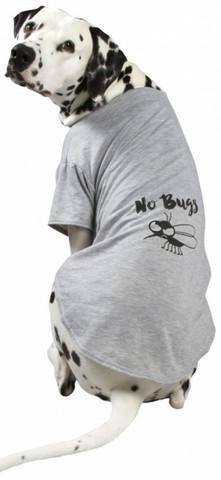Koiran ötökkä T-paita, harmaa