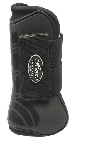 Jännesuojat Horse Comfort Pro, musta