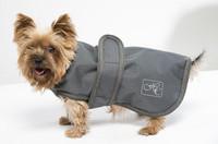 Koiran takki, harmaa: 45cm