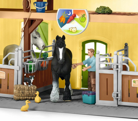 Schleich Farm World talli