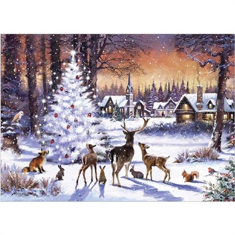 Palapeli Christmas gathering