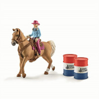 Schleich Cow girl pakkaus