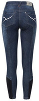 Bella Denim Breeches HF MH Grip Technology