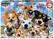 Palapeli koira ja kissa selfie, 500 palaa