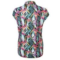Sophie tekninen paita, parrot print