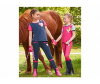 Lasten yksisarvis ratsastushousut, koko 140
