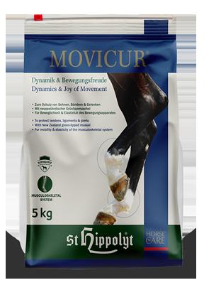 St. Hippolyt Movicur 5kg täyttöpussi